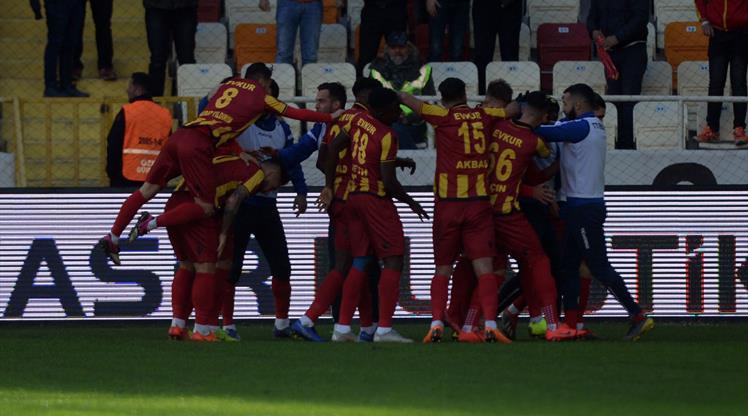 Evkur Yeni Malatyaspor: 3 - MKE Ankaragücü: 1