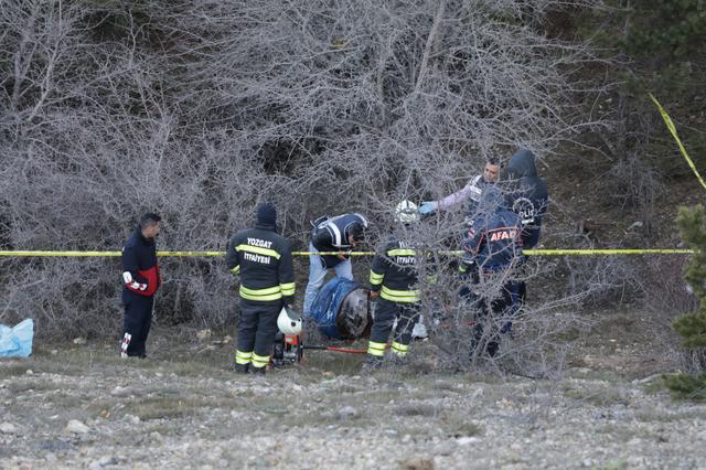 Yozgat'da vahşet! Varil içerisinde ceset bulundu
