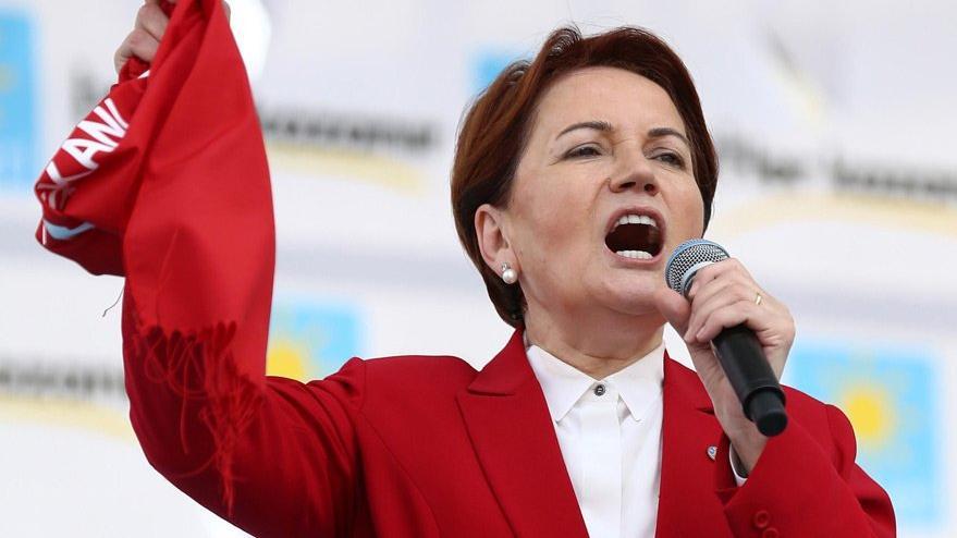Meral Akşener'den Erdoğan'a canlı yayında sert tepki!