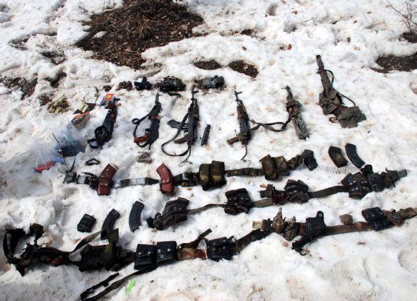 TSK öldürülen PKKlı sayısını açıkladı