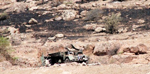 4 askeri yetkili görevinden alındı