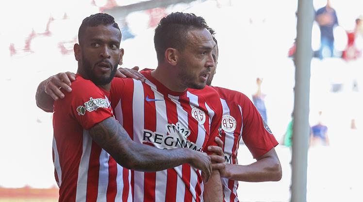 Antalyaspor: 1 - Kasımpaşa: 0