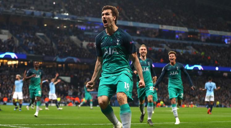 Tottenham zoru başardı!