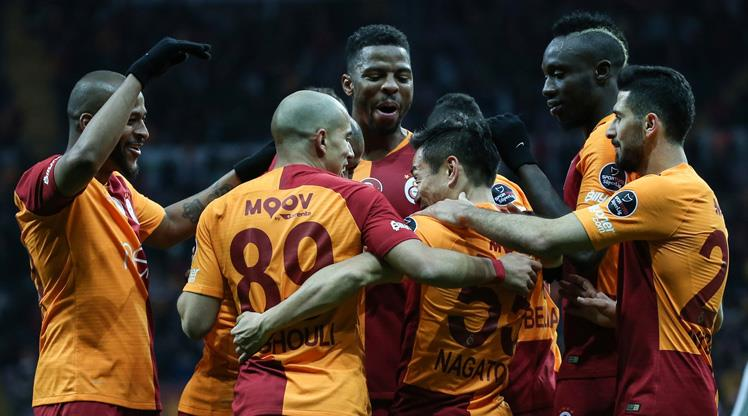 Galatasaray: 3 - İM Kayserispor: 1