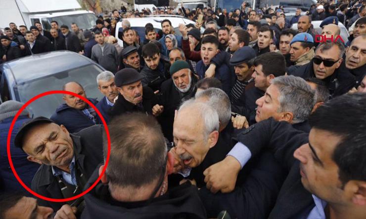 Kılıçdaroğlu'na saldıranın kimliği ortaya çıktı