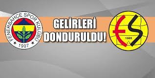 UEFAdan F.Bahçe ve Eskişehirspora şok!