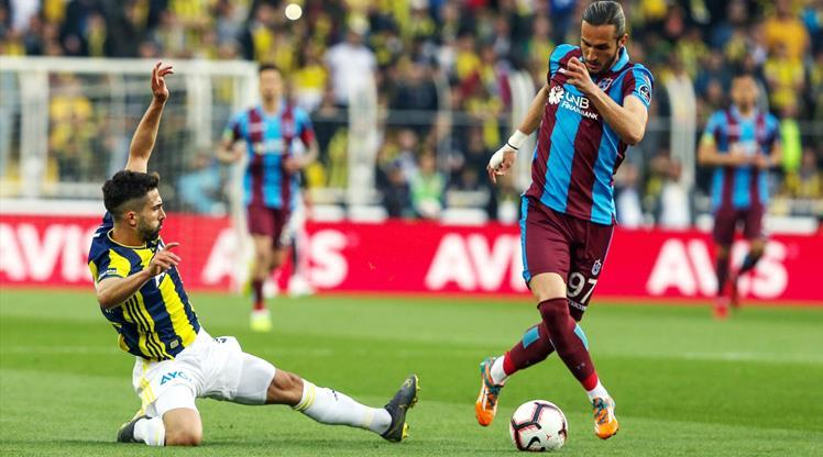 Fenerbahçe: 1 - Trabzonspor: 1