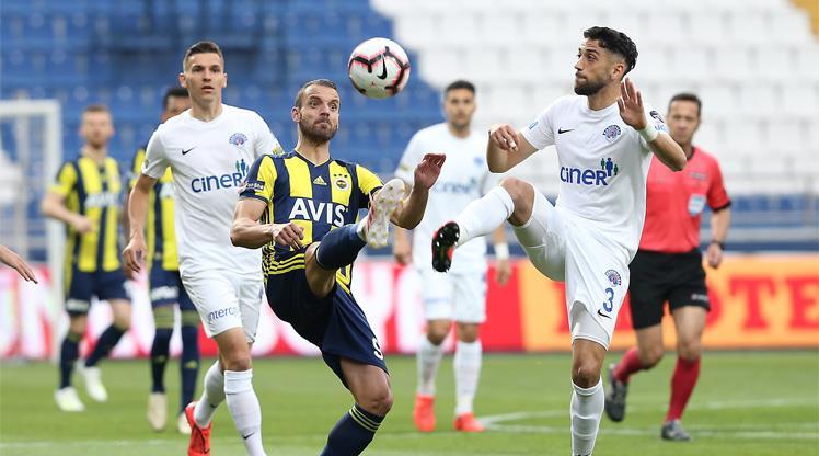 Kasımpaşa: 1 - Fenerbahçe: 3