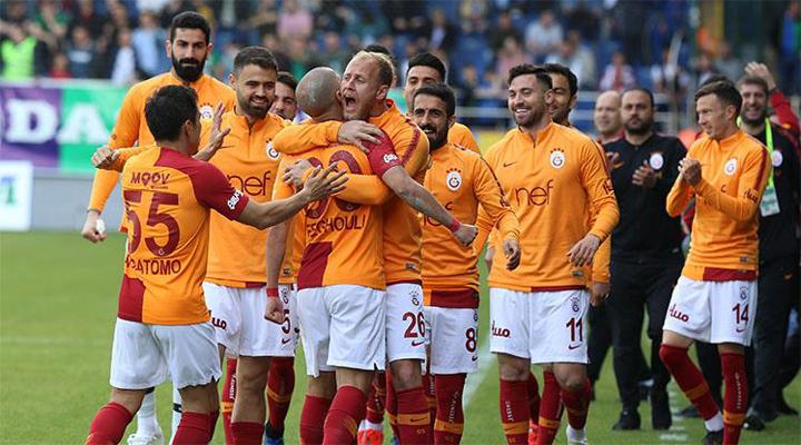 Çaykur Rizespor: 2 - Galatasaray: 3
