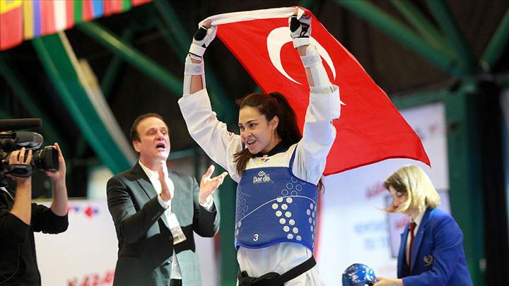 İrem Yaman ikinci kez Dünya Şampiyonu