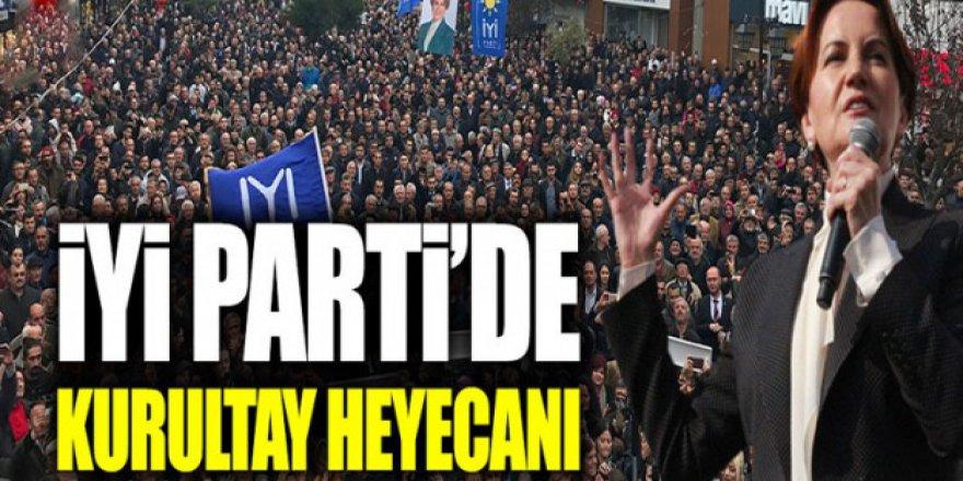 İYİ Parti'de Kurultay açıklaması heyecan yarattı