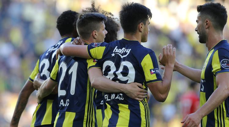 Fenerbahçe: 3 - Antalyaspor: 1