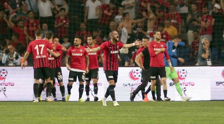 Süper Lig'in yeni takımı Gazişehir oldu
