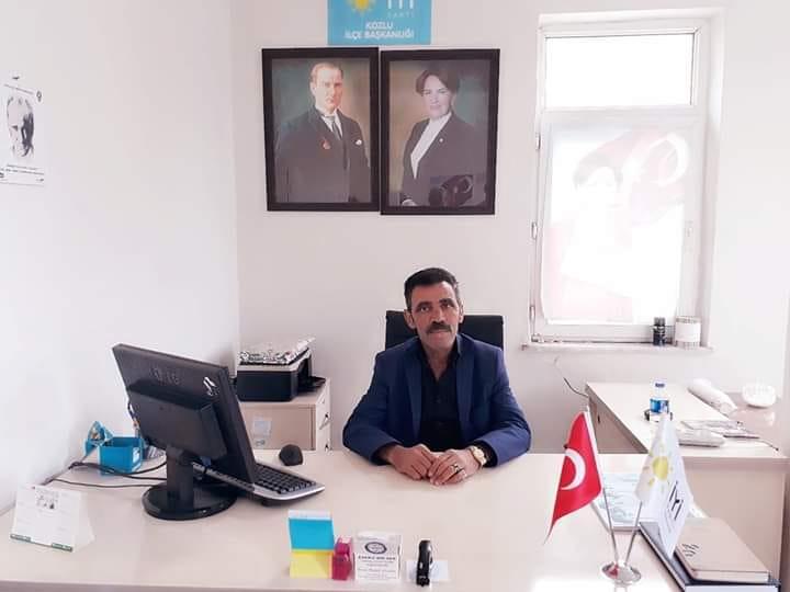 İYİ Parti Kozlu İlçe Başkanı alacak-verecek kurbanı!