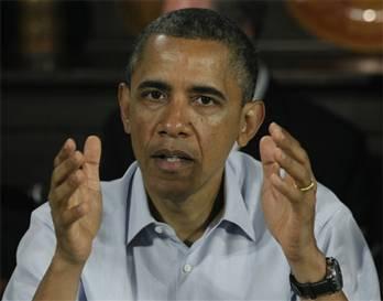 Obamaya saldırı iddiası