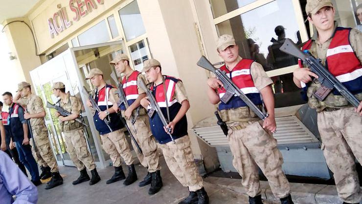 Siverek'te arazi kavgası ve kaza: 6 ölü