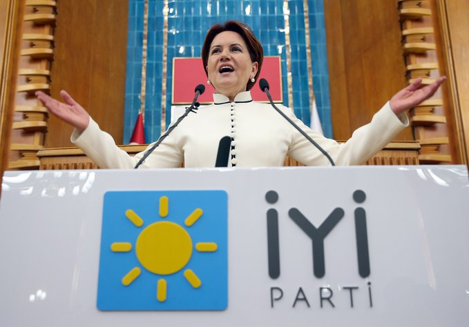 Meral Akşener: Kış geliyor, yani Winter is coming