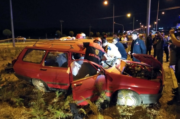 Sivas'ta iki ayrı kazada 4 can kaybı