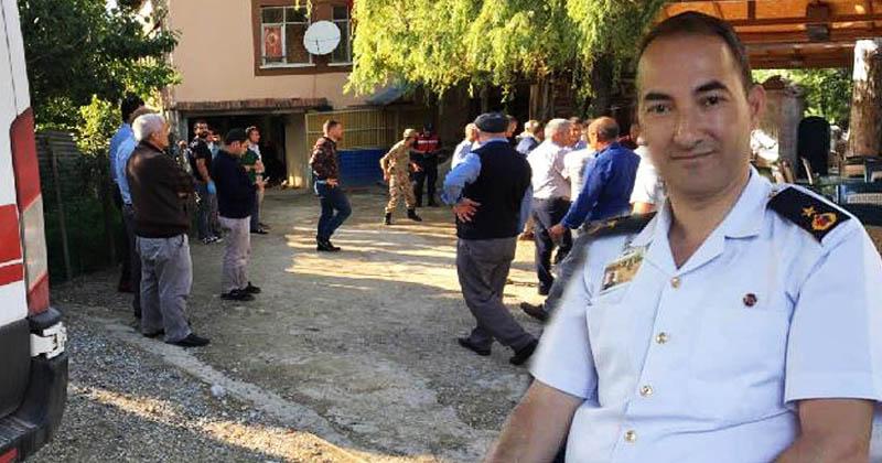 Şehit Jandarma Binbaşı Zafer Akkuş'a veda