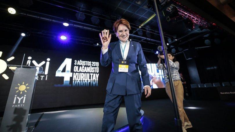 İYİ Parti'de kongre günü, parti yönetimi yeniden şekillenecek