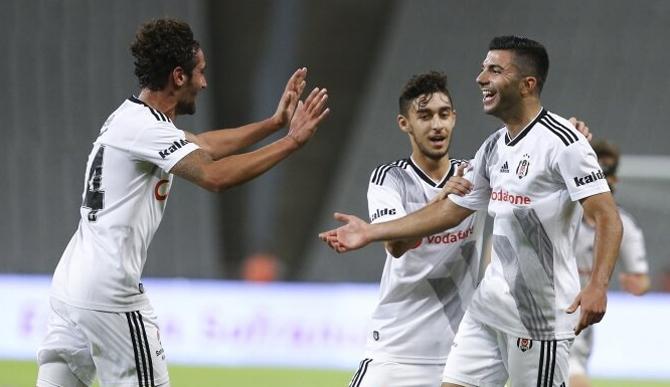 Beşiktaş: 2 - Panathinakos: 2