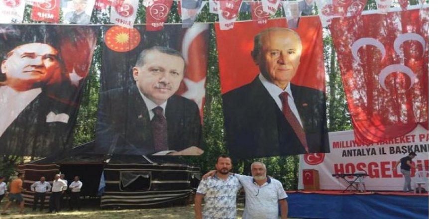 MHP'de 'Başbuğ'un' yerini Erdoğan aldı