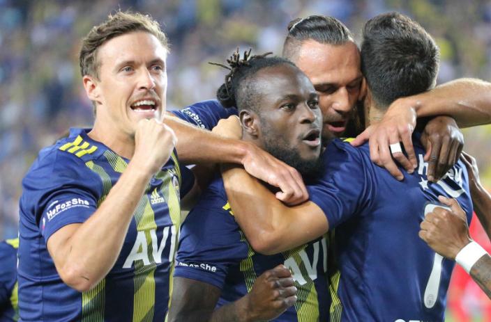 Fenerbahçe: 5 - Gazişehir FK: 0