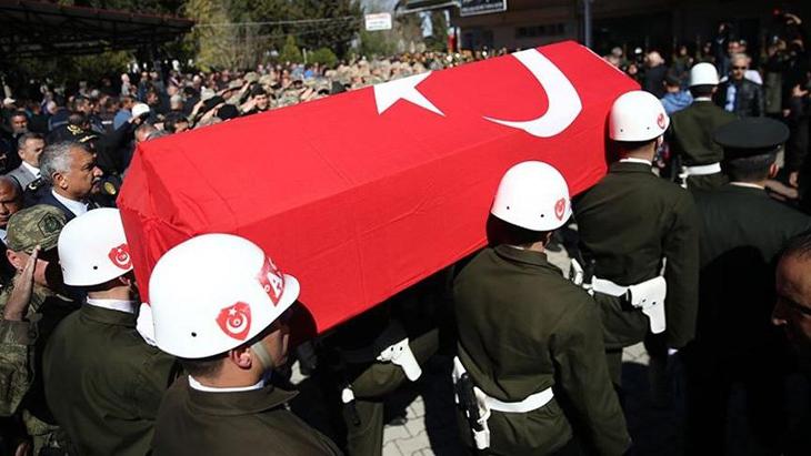 Şehit ateşi bu kez Adana'ya düştü