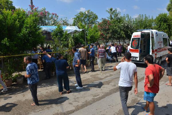 Adana'da korkunç olay! 3 kişiyi öldürdü