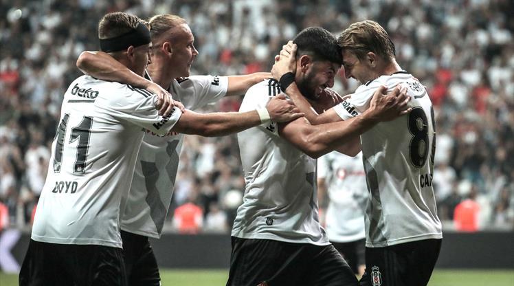 Beşiktaş: 3 - Göztepe: 0