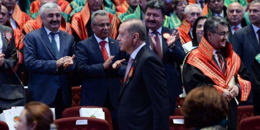 """Yavuz Ağıralioğlu; """"Adli Yıl Açılışı Yargının ev sahipliğinde yapılır"""""""