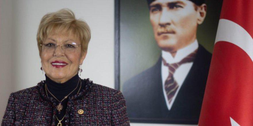 Cumhuriyet Kadınları Derneği Başkanı Arıtman: HDP kapatılmalıdır