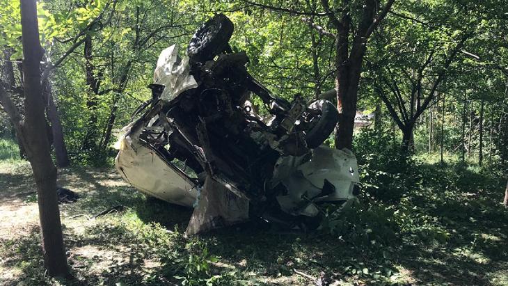 Bitlis'de korkunç kaza! 10 Kişi hayatını kaybetti