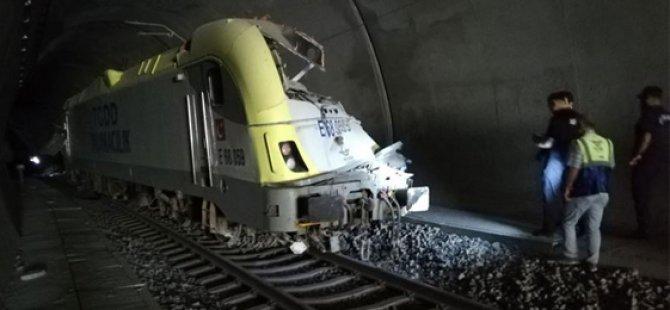 Bilecik'te kılavuz tren raydan çıktı: 2 Ölü