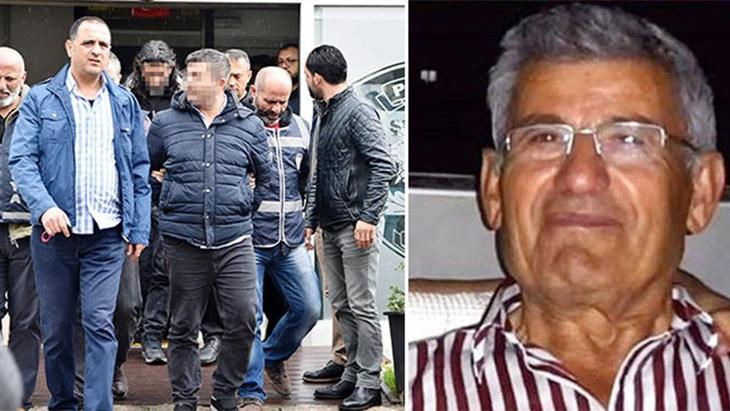 Kan donduran ifade: Medeni parçaladı, Murat da poşetlere doldurdu