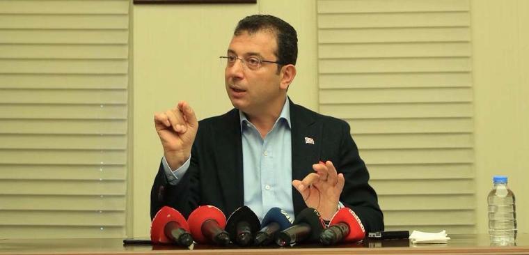 İBB Başkanı Ekrem İmamoğlu sert çıktı