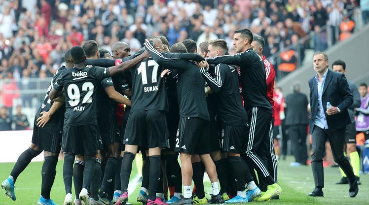 Beşiktaş: 2 - Aytemiz Alanyaspor: 0