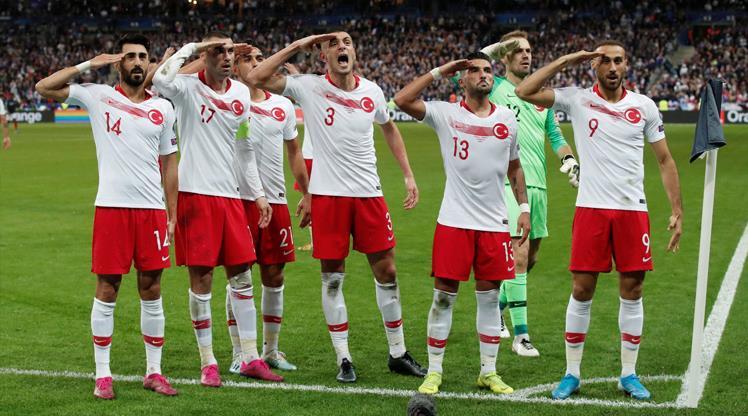 Fransa: 1 - Türkiye: 1