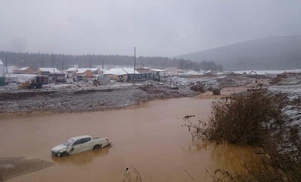Rusya'da baraj çöktü: 13 ölü, 15 kayıp!