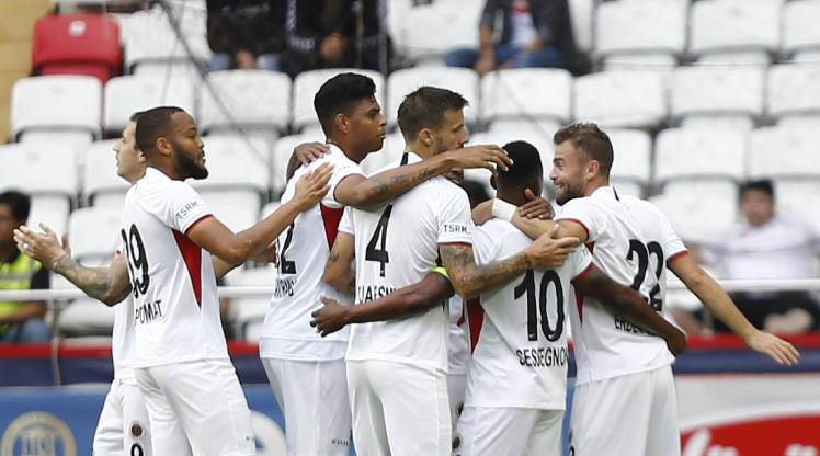 Antalyaspor: 0 - Gençlerbirliği: 6