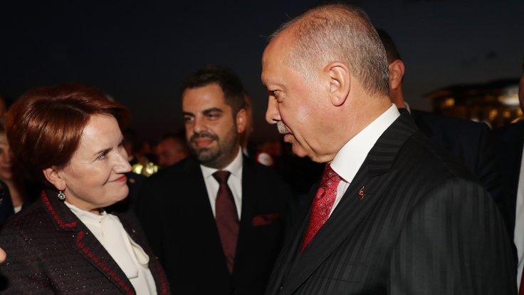 İYİ Parti'den Erdoğan'a kötü haber!