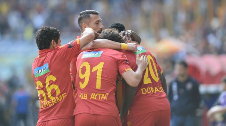 BTCTurk Yeni Malatyaspor: 4 - İM Kayserispor: 0