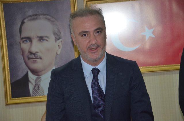 AKP Balıkesir İl Başkanı Ahmet Sağlam istifa etti!
