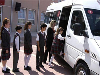Yeni Okul Dönemi İçin Servis Ücretleri Açıklandı