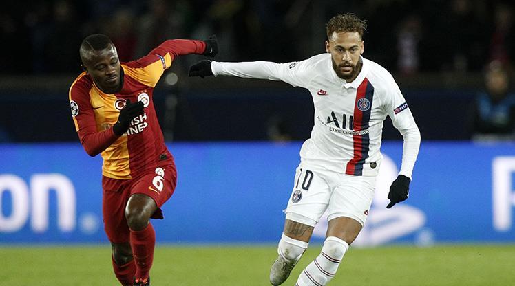 PSG: 5 - Galatasaray: 0