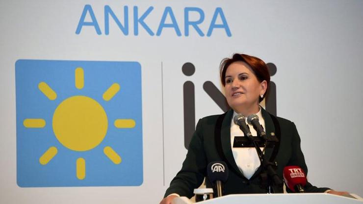 Akşener'den 'parlamenter sistem' mesajı: Bundan kaçış yok!
