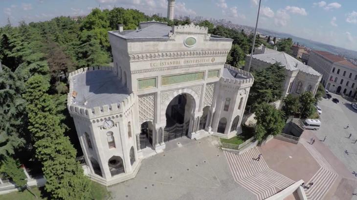 İstanbul Üniversitesi'nden geri adım