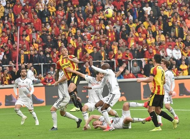 Göztepe: 2 - Beşiktaş: 1