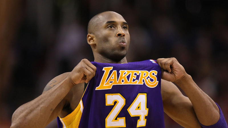 NBA tarihinin en önemli sporcularından Kobe Bryant helikopter kazasında hayatını kaybetti