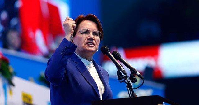Meral Akşener: Vatandaşı açken tok yatan Maliye Bakanı bizden değildir